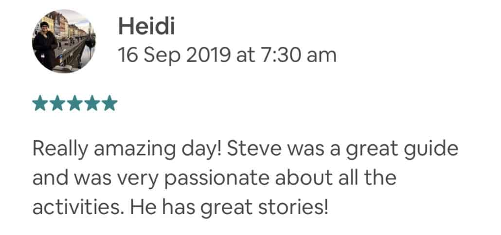 Wildlife-Waterfalls-Wine-review-Heidi-16-Sep-2019.jpg-Really amazing day! Steve was a great guide and was very passionate about all the activities. He has great stories!